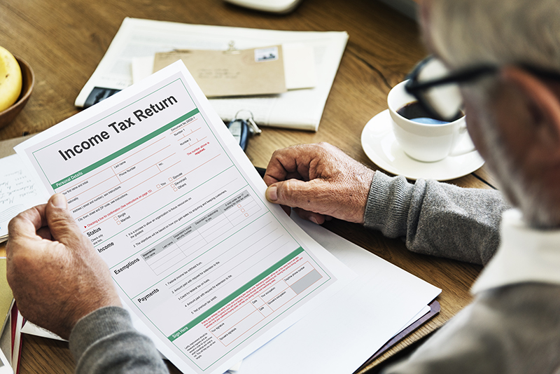 Questions about your business or personal taxes