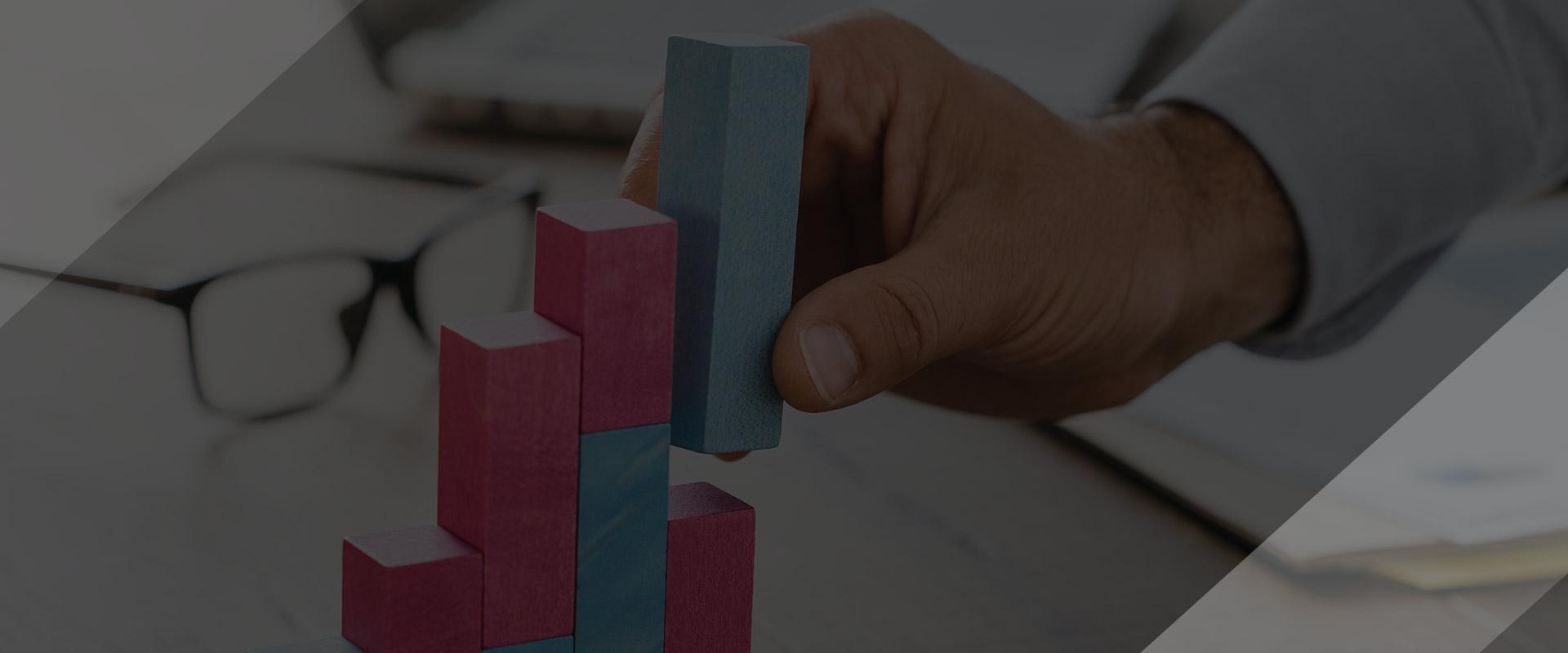 Accounting building blocks