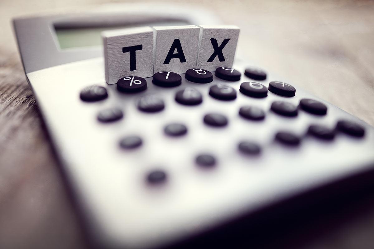 Tax season - Calgary, Alberta
